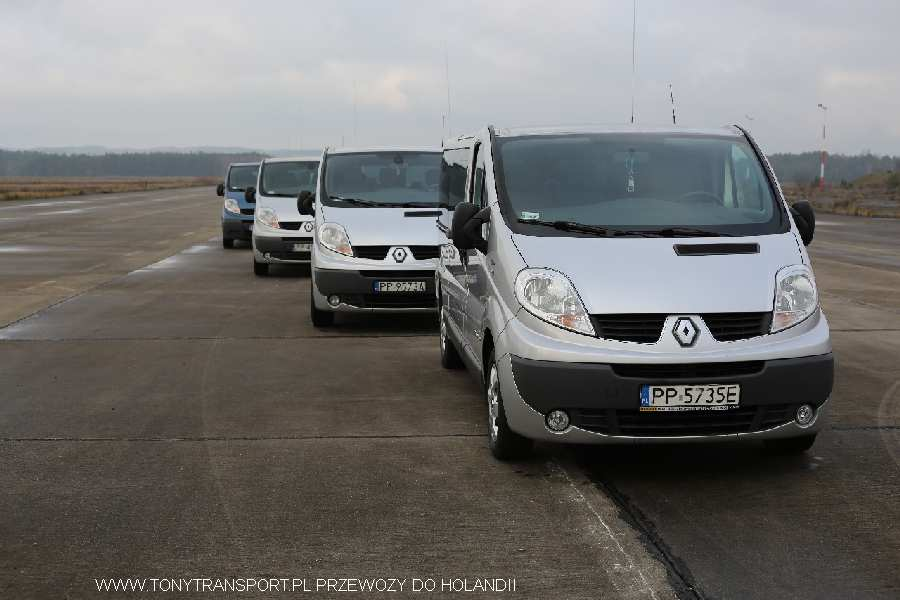 Człuchów bus Niemcy
